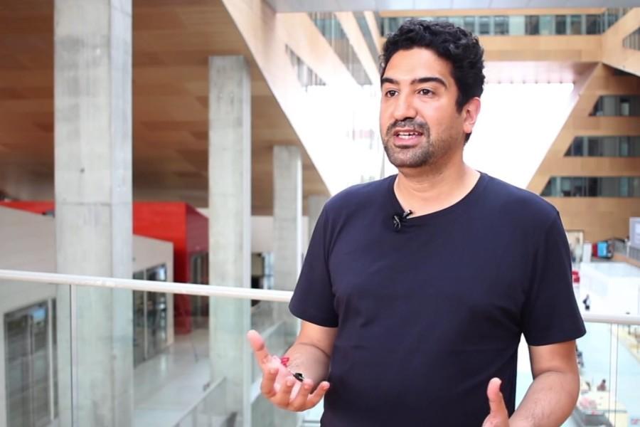 """Tariq Krim : """"Ceux qui ne savent rien de la technologie sont chargés de la financer, c'est dément"""""""